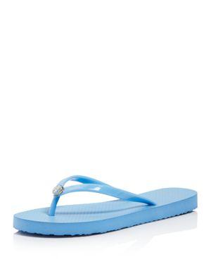 Tory Burch Women's Solid Thin Flip-Flops