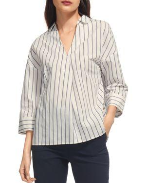 Whistles Lola Stripe Shirt