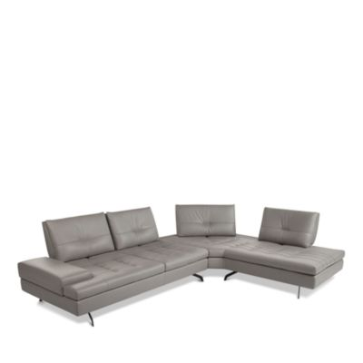 Toffee Sectional - Right Arm Facing - 100% Exclusive
