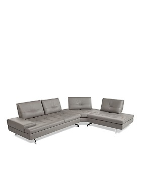 Giuseppe Nicoletti - Toffee Sectional - 100% Exclusive