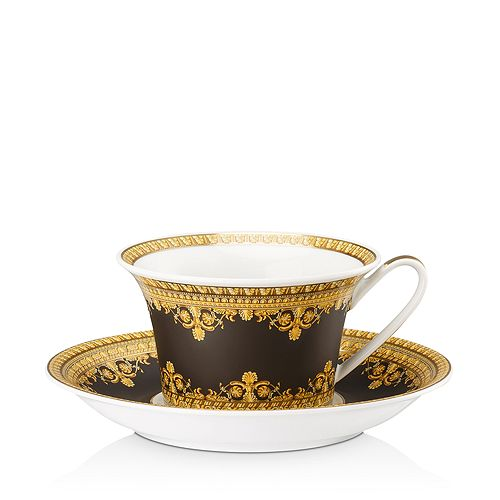 Versace By Rosenthal - Tea Cup & Saucer