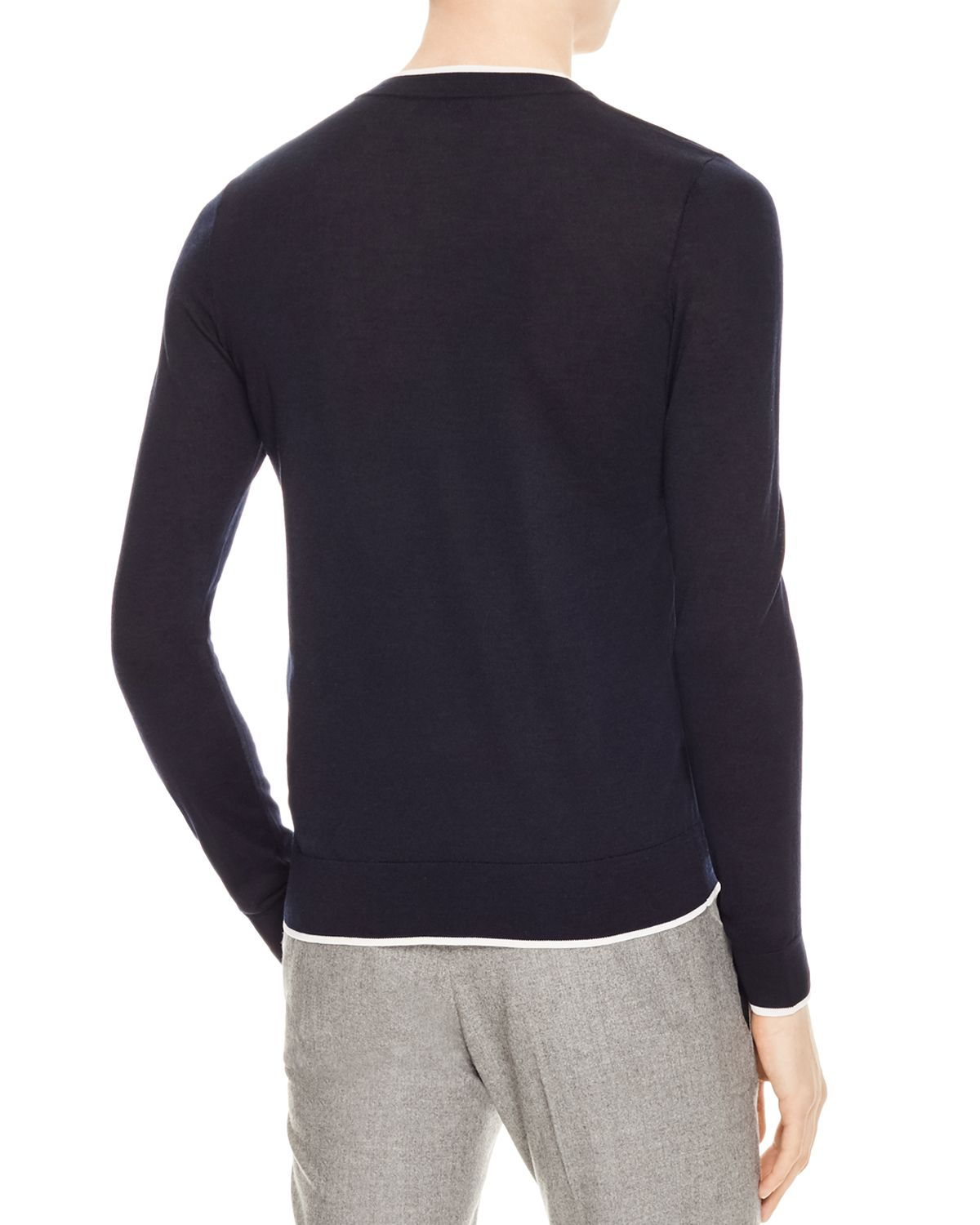 Trim Sweater by Sandro