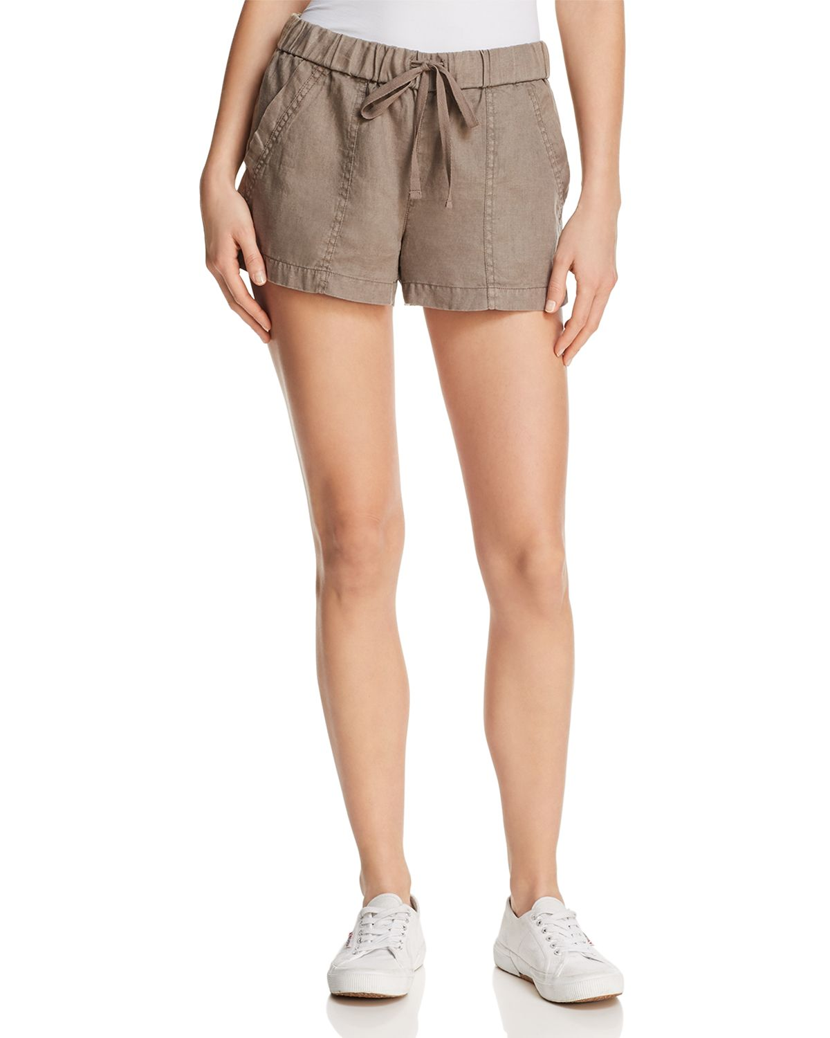 Fosette Cargo Shorts by Joie