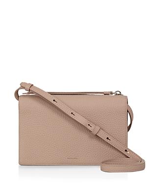 Allsaints Fetch Leather Wallet Crossbody
