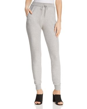 Atm Anthony Thomas Melillo Waffled Cashmere Jogger Pants