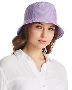 AQUA Ribbon Bucket Hat - 100% Exclusive - Bloomingdale's_0