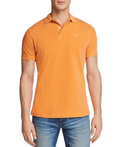 Barbour Washed Short Sleeve Polo Shirt - Bloomingdale's_0