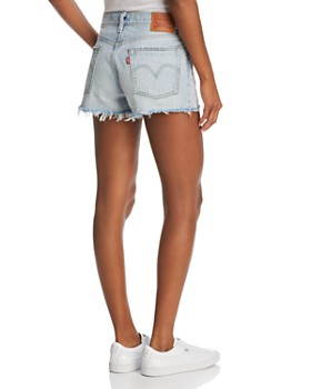 Levi's - 501® Denim Shorts in Bleached Authentic