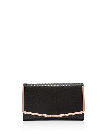 Ted Baker - Bree Cut Out Bow Clutch