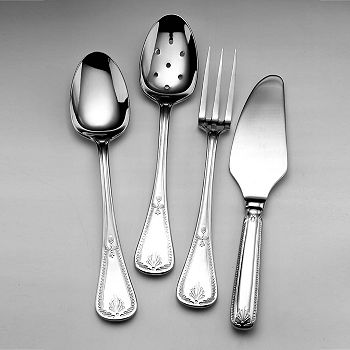 "Couzon - ""Consul"" 4 Piece Hostess Set"