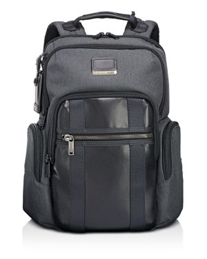 Alpha Bravo - Nellis Backpack - Grey, Anthracite
