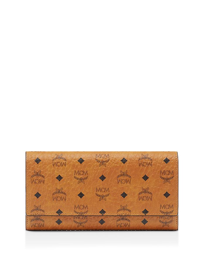 MCM Three Fold Large Wallet  | Bloomingdale's