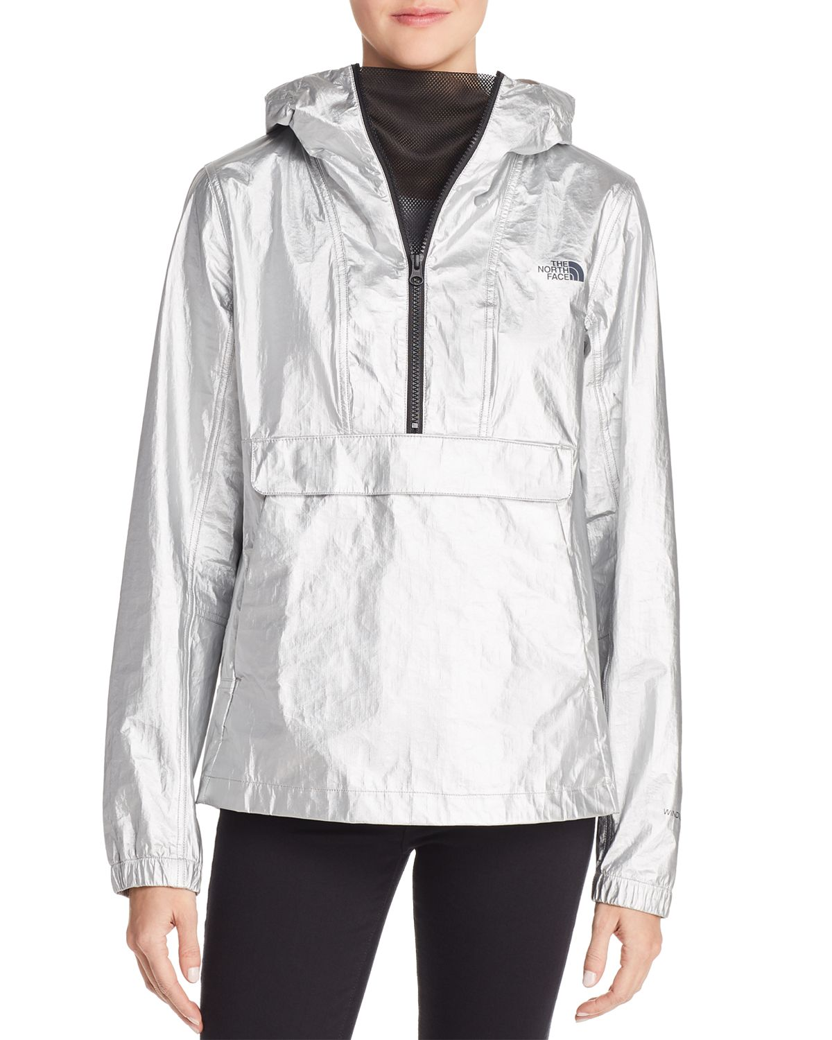 Crinkled Wind Anorak by The North Face®