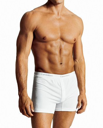 innovative design super specials enjoy best price Calvin Klein Slim Fit Knit Boxers | Bloomingdale's