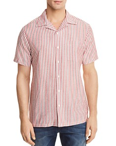 Onia Vacation Regular Fit Button-Down Shirt - Bloomingdale's_0
