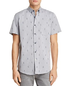 Sovereign Code Crystal Cove Regular Fit Short Sleeve Button-Down Shirt - Bloomingdale's_0