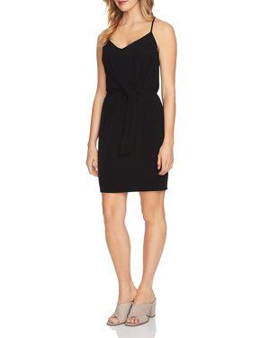 1.state Tie-Front Slip Dress