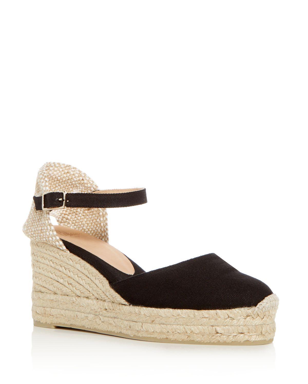 Castañer ankle strap espadrille sandals