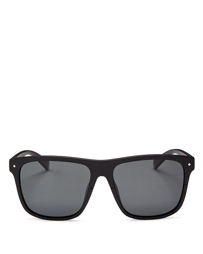 f3a9a18a87a Polaroid x Nintendo Men s Flat Top Square Sunglasses