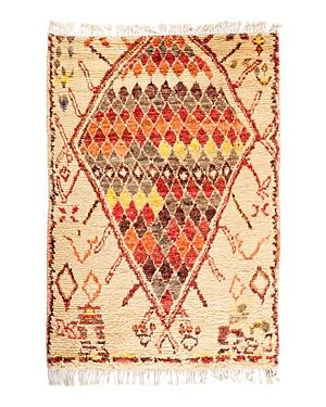 Solo Rugs Tribal Area Rug, 4'3 x 6'
