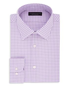 The Men's Store at Bloomingdale's - Gingham Regular Fit Dress Shirt