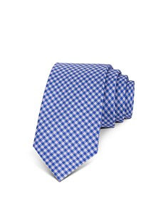 Bloomingdale's Boys Boys' Check Tie - 100% Exclusive _0