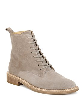 Vince - Women's Cabria Leather Lace Up Boots