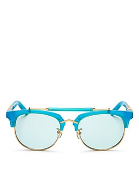 Pared Eyewear - Women's Turks & Caicos Round Sunglasses, 51mm
