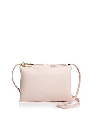 Aqua Triple-Pouch Handbag - 100% …