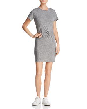 N PHILANTHROPY JAZZ TWISTED T-SHIRT DRESS