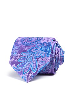The Men's Store at Bloomingdale's Paisley Classic Tie - 100% Exclusive_0