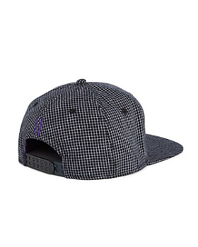 Gents - Check Chairman Hat