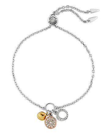 ADORE - Organic Circle Charm Bracelet