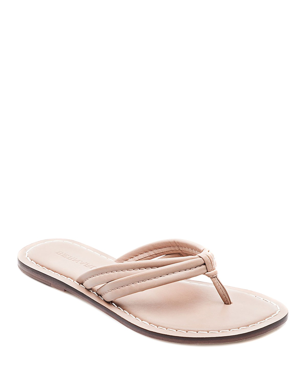 Bernardo Miami Two Strap Thong Sandals UcBNy1