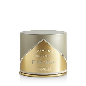 Illume Tonka Noir Large Vanity Tin Candle
