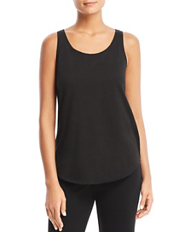 Eileen Fisher - System Organic Cotton Tank, Regular & Petite
