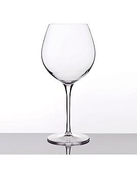 Luigi Bormioli - Crescendo 22.5 oz. Bourgogne Wine Glass, Set of 4