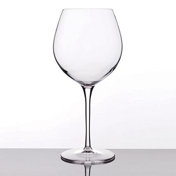 Luigi Bormioli - Crescendo 22.5 oz. Bourgogne Wine Glass, Set of 4