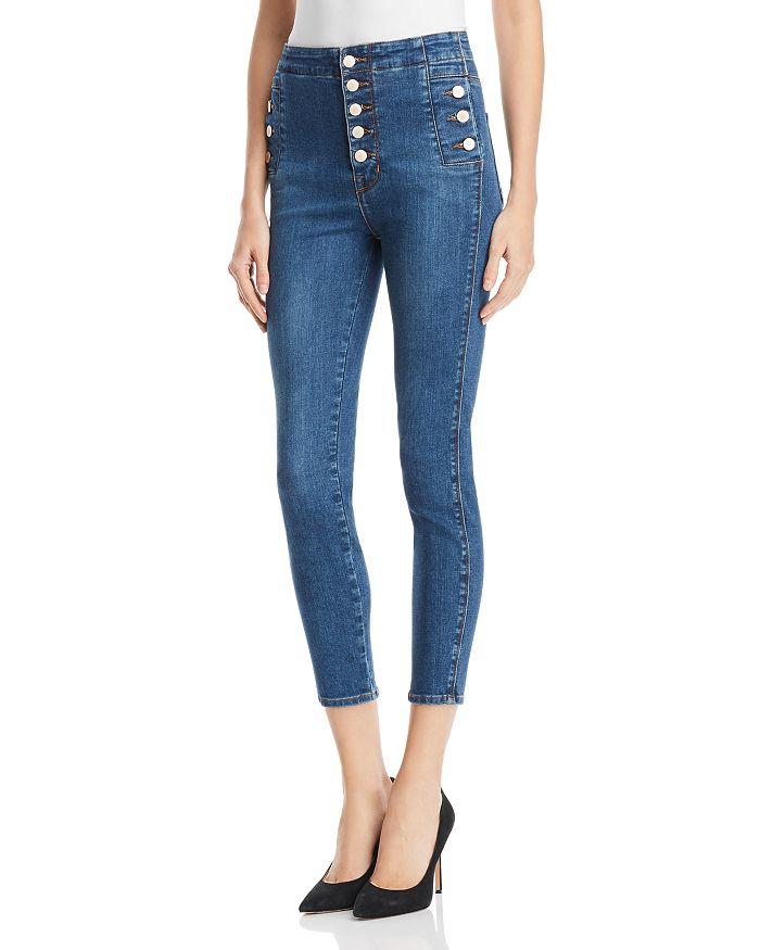 6bfd4818de87 J Brand Natasha Sky High Skinny Crop Jeans in Lovesick | Bloomingdale's