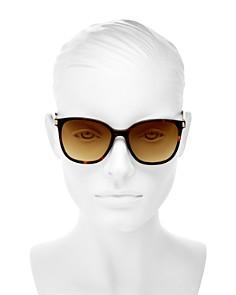 Longchamp - Women's Le Pliage Family Square Sunglasses, 53mm