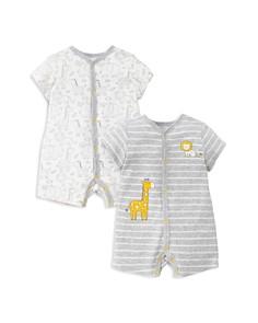 Little Me Unisex Safari Rompers, Pack of 2 - Baby - Bloomingdale's_0