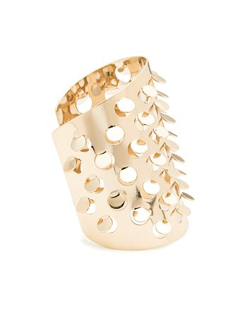 Alexis Bittar - Grater Cuff Bracelet