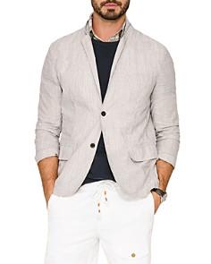 Michael Bastian - Deconstructed Woven Regular Fit Blazer