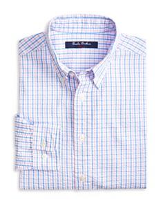Brooks Brothers Boys' Seersucker Gingham Sport Shirt - Little Kid, Big Kid - Bloomingdale's_0