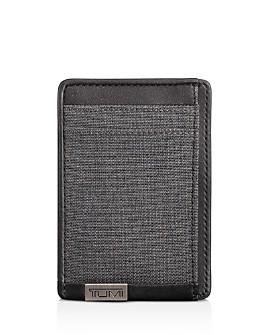 Tumi - Alpha Money Clip Card Case