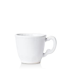 Vietri Incanto Lace Stoneware Mug
