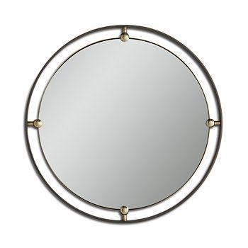 """Arteriors - Janey Round Mirror, 36"""""""