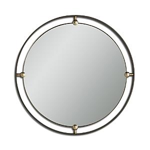 Arteriors Janey Round Mirror, 36