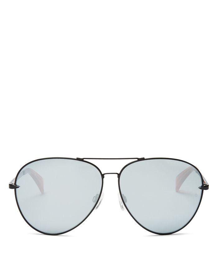 a784a4d77dc8 rag   bone - Women s 1006 Mirrored Aviator Sunglasses