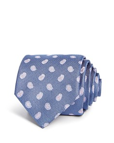 The Men's Store at Bloomingdale's Mini Pines Classic Tie - 100% Exclusive_0